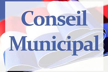 CONSEIL MUNICIPAL D'INSTALLATION LE 23 MAI