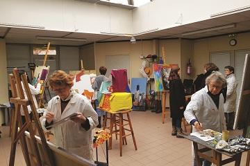ATELIERS D'ARTS PLASTIQUES