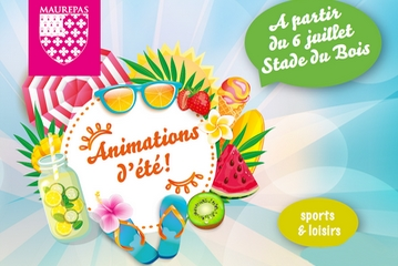 ANIMATIONS EN JUILLET