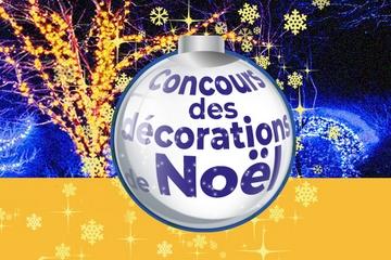 CONCOURS DE DÉCORATIONS