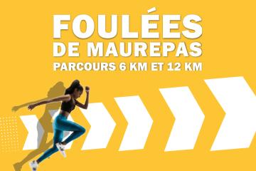 FOULÉES DE MAUREPAS