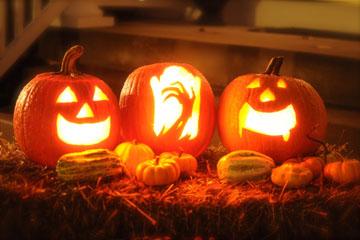 ATELIER CRÉATIF Sur le thème d'Halloween