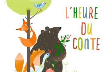 L'HEURE DU CONTE DES PLUS GRANDS