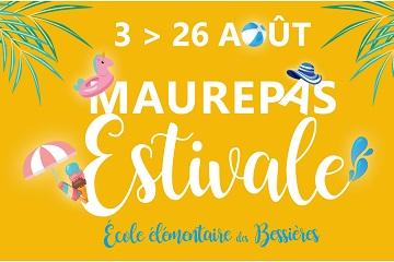 MAUREPAS ESTIVALE DE RETOUR LE 3 AOÛT